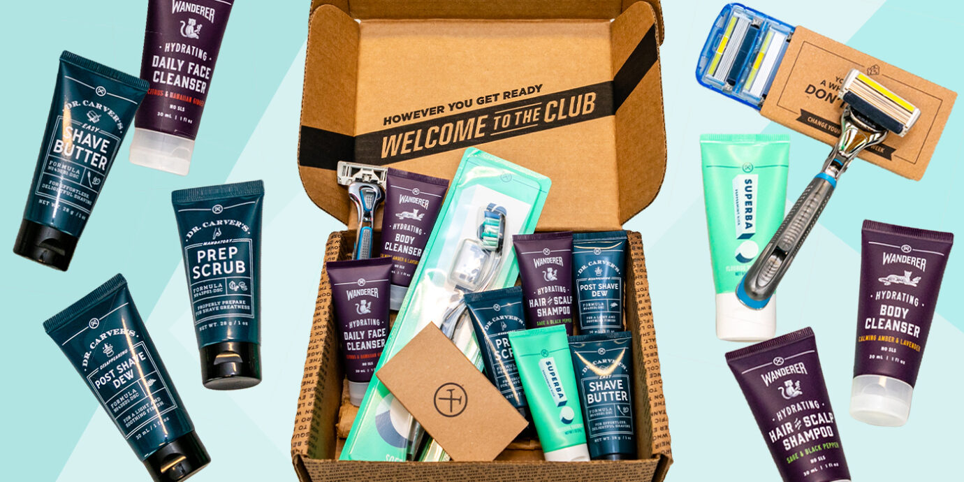 Dollar Shave Club Review: The Ultimate Subscription Box for Men's Grooming Products & Razors.