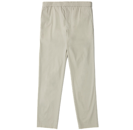 Everlane The Air Chino Drawstring Pant.