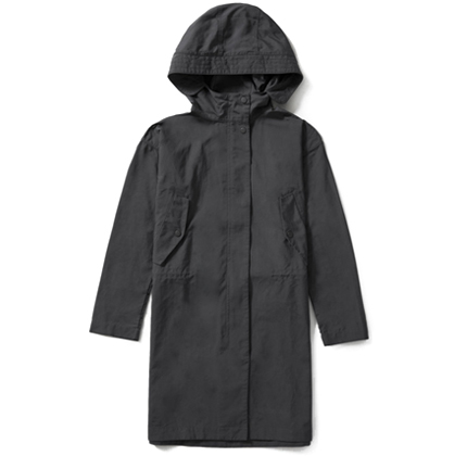 Everlane The City Anorak.