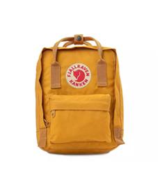 Fjallraven Kanken Mini Backpack ochre.
