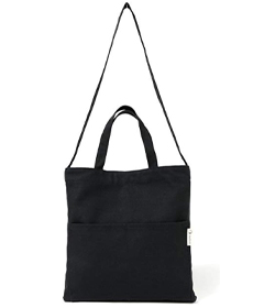 Jeelow Canvas Tote Bag.