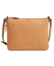 Jody Expandable Leather Crossbody Bag REBECCA MINKOFF.
