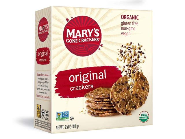 Mary's Gone Crackers Original Crackers.