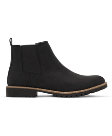 Matt & Nat HAIL Chelsea Boot - Black.
