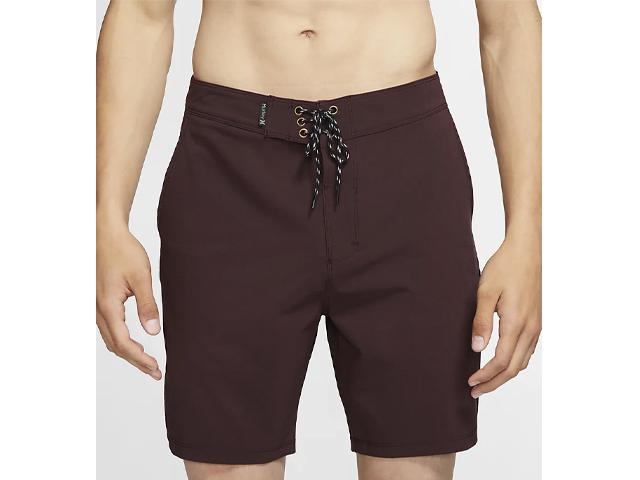 "Men's 18"" Board Shorts Hurley Phantom Pierbowl Beachside."