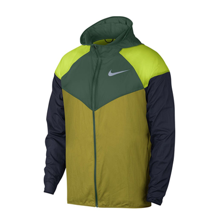 Men's Running Jacket Nike Windrunner.
