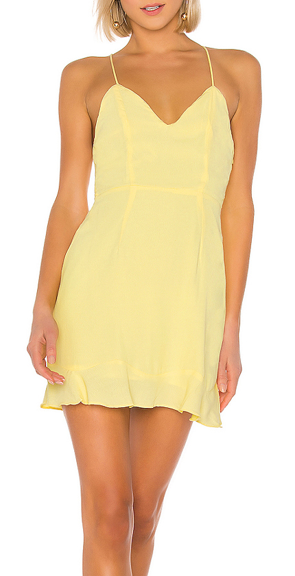 Monet Mini Dress superdown.