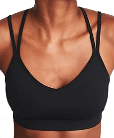 Old Navy Light Support Strappy Sports Bra for Women.