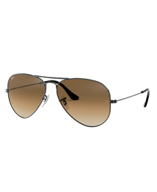 Ray-Ban RB3025 AVIATOR GRADIENT.