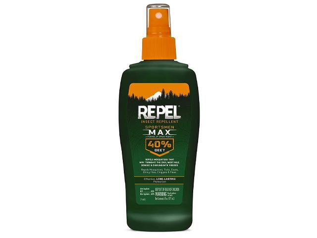Repel Insect Repellent Sportsmen Max Formula.