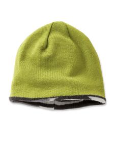 Reversible Merino Wool Ski Hat.
