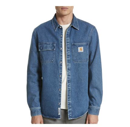 Salinac Shirt Jacket CARHARTT WORK IN PROGRESS.