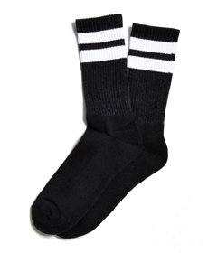Sport Stripe Sock.