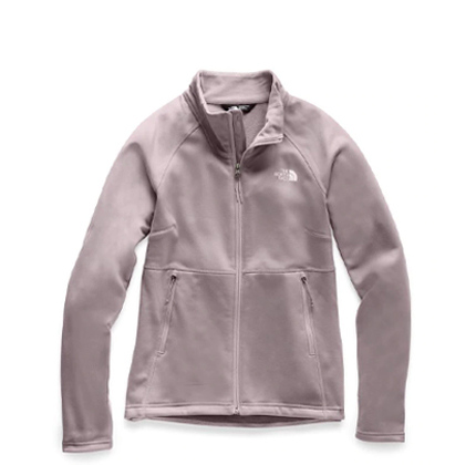 The North Face WOMEN'S CANYONLANDS FULL-ZIP FLEECE.