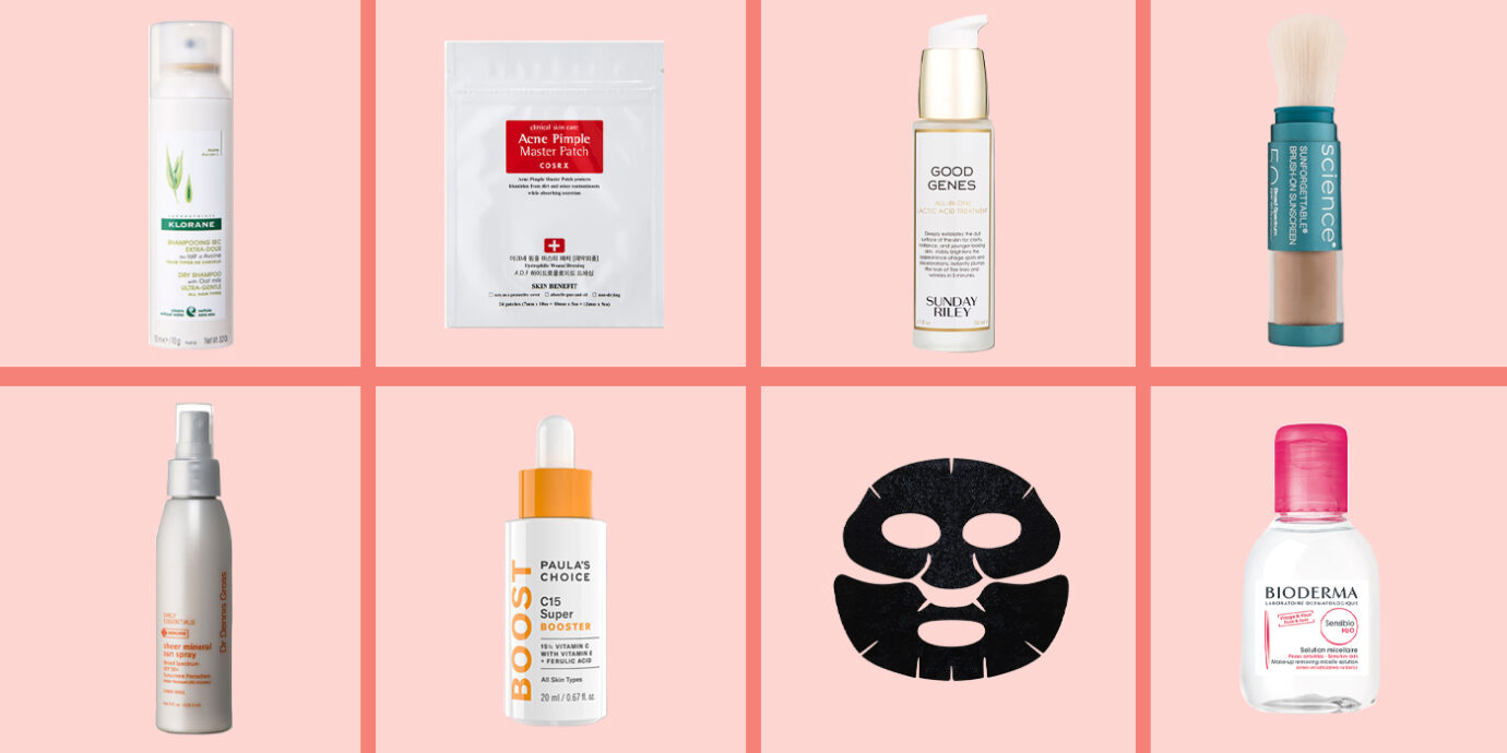 Travel Skincare Staples We Always Pack Are Finally on Sale.