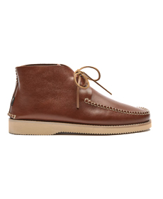 Yogi Lucas Leather Moccasin Boot.