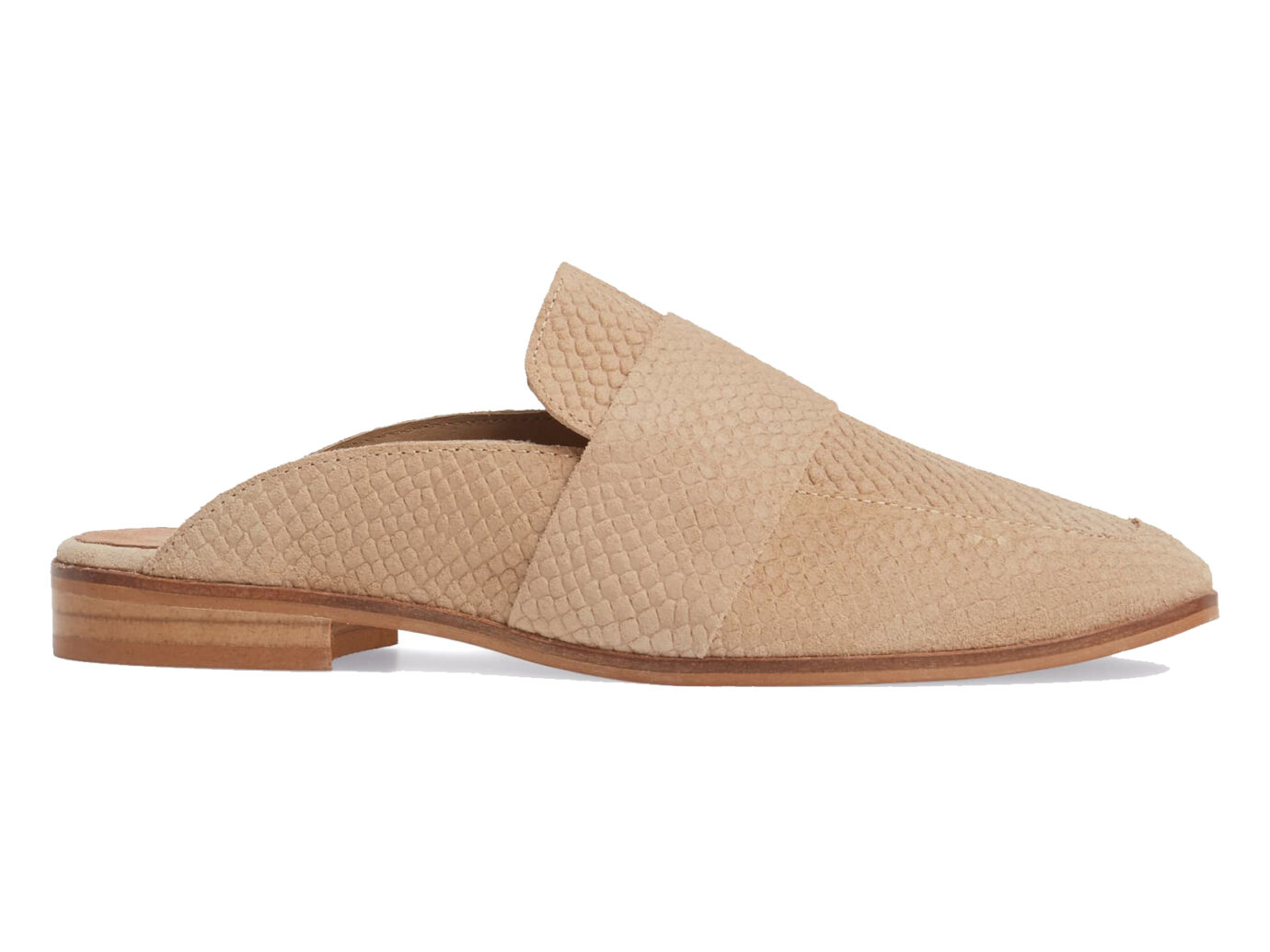 Free People At Ease Loafer Mule