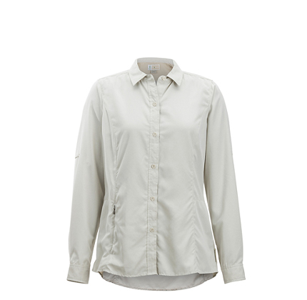 exofficio WOMEN'S BUGSAWAY BRISA LONG-SLEEVE SHIRT.