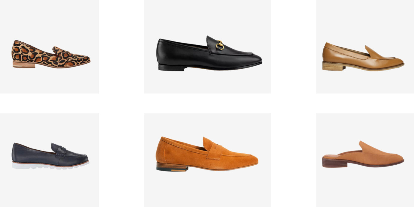11 Chic Loafers for That Are Perfect for Fall Travel.