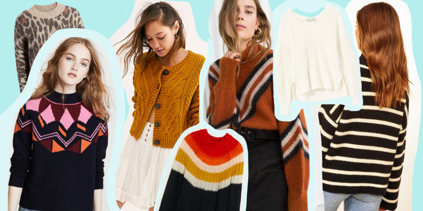 17 Cozy Fall Sweaters (and 4 Outfits) That Have Us Beyond Excited for Fall.