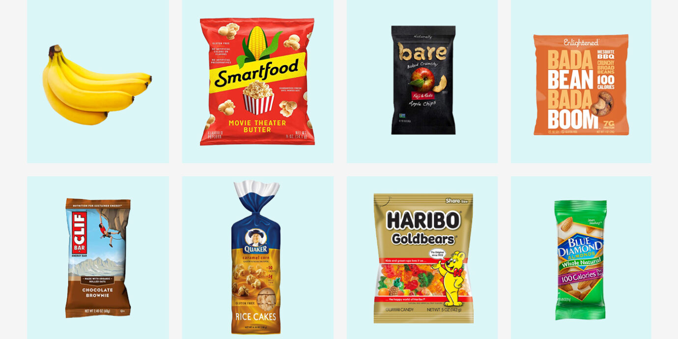 31 Airplane Snacks that are TSA-Friendly, Delicious, and (Mostly) Healthy.