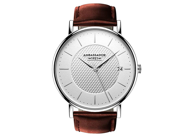 Ambassador Luxury Watch for Men - Heritage 1921.