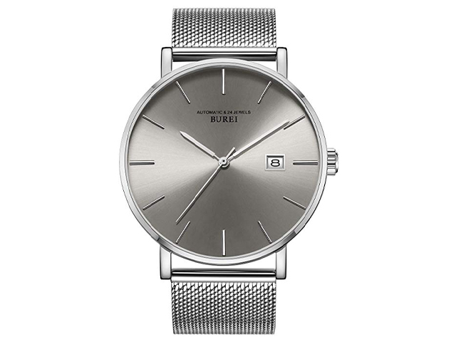 BUREI Men's Automatic Watch.