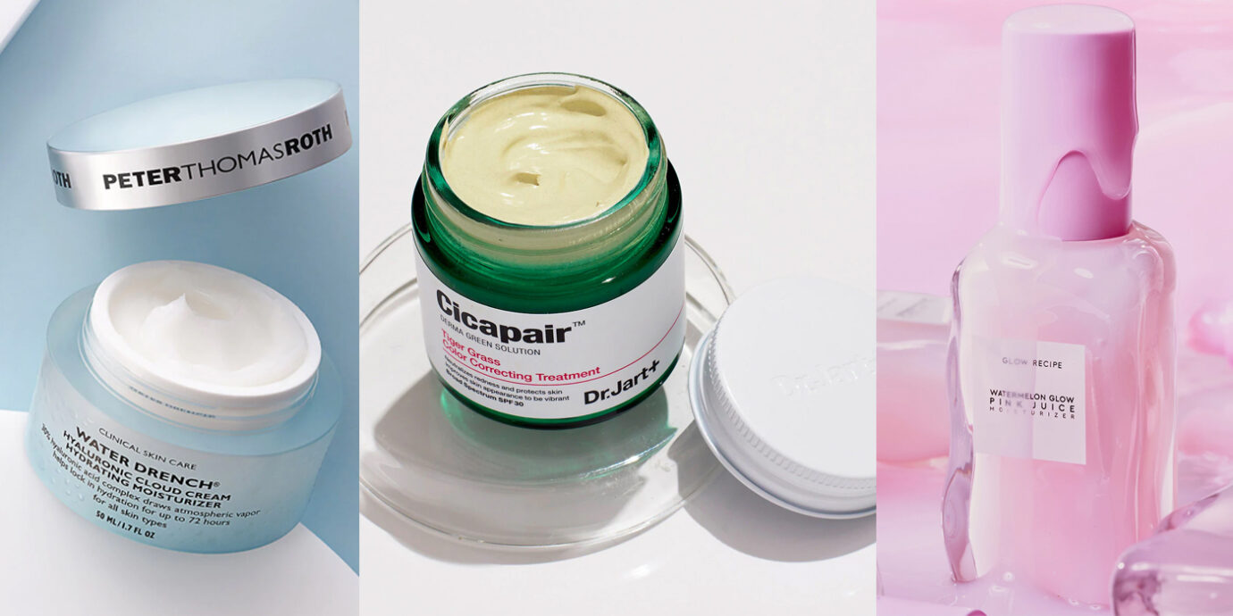 Best Face Moisturizers to Keep Your Skin Smooth and Soft.