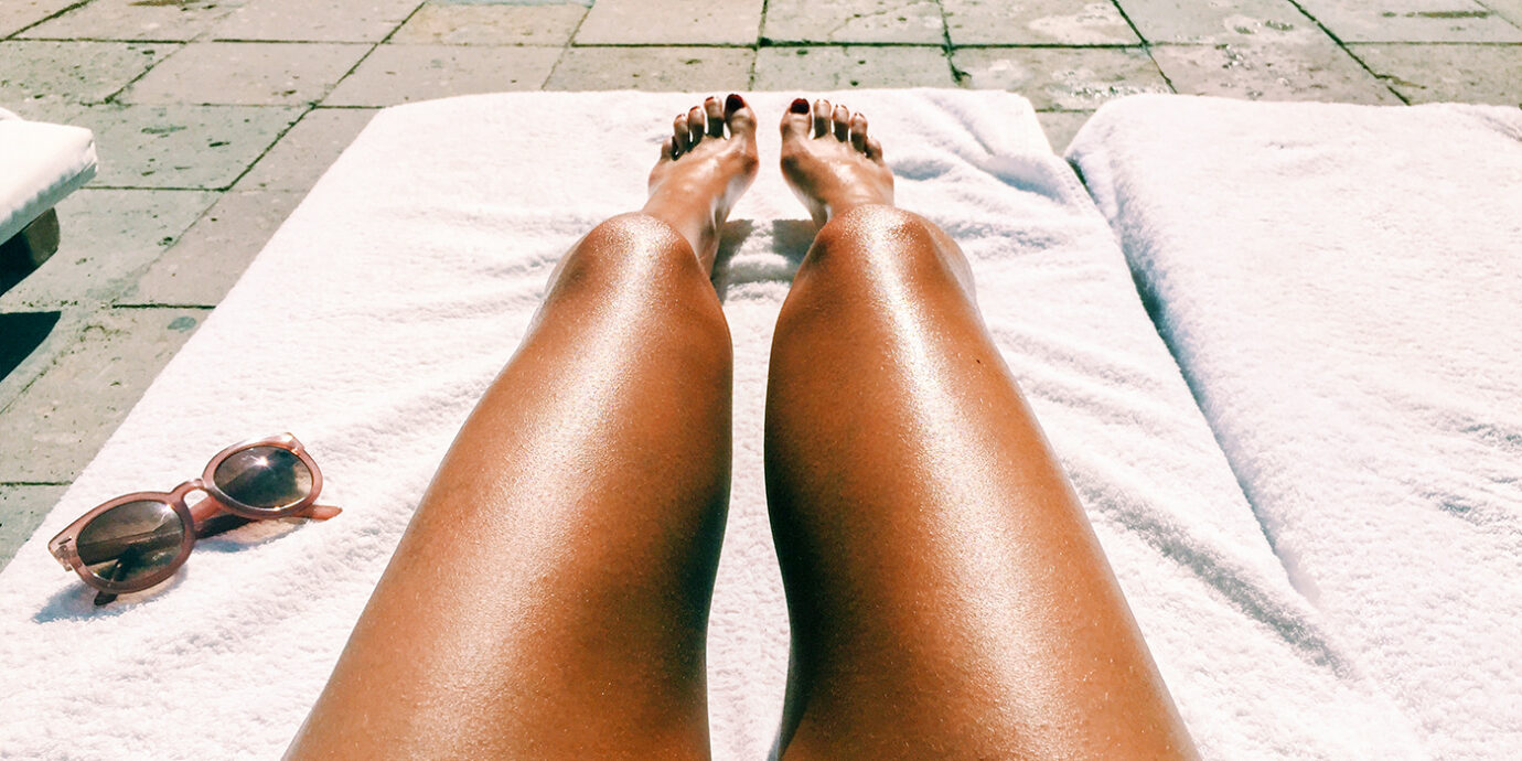 Best Self Tanners for a Gorgeous Vacation Glow.