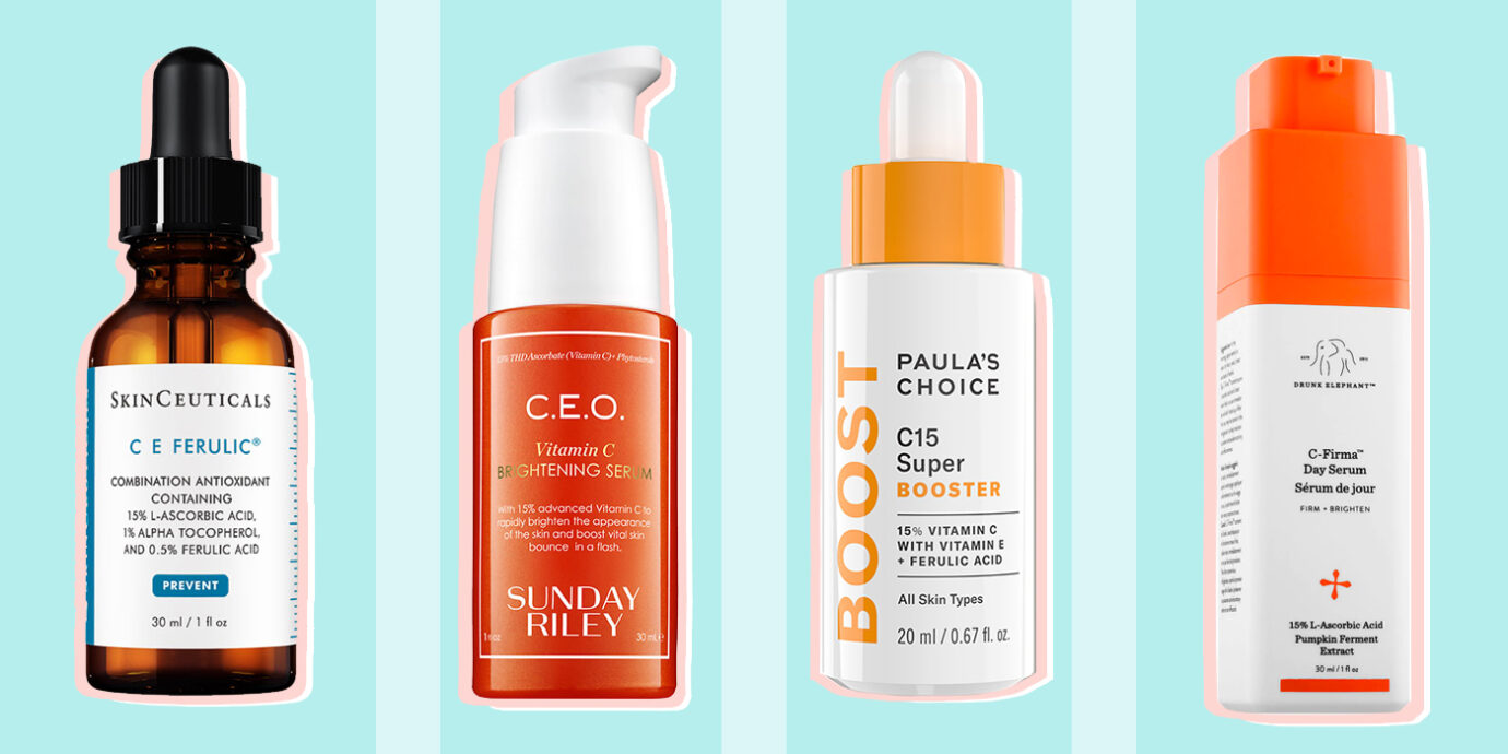 Best Vitamin C Serums for Brighter Skin, Backed by Science.
