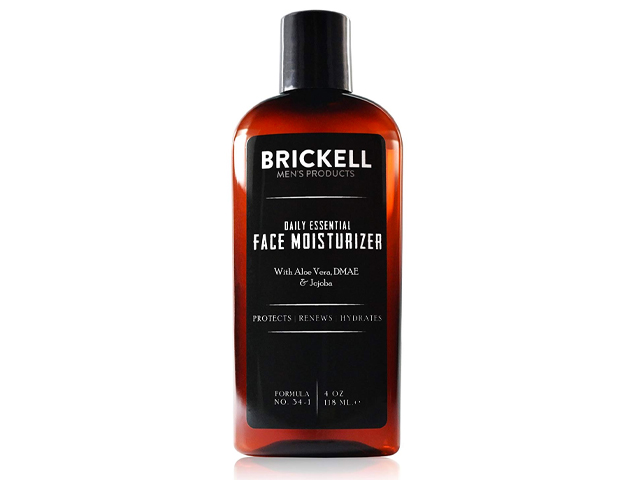 Brickell Men's Daily Essential Face Moisturizer for Men.