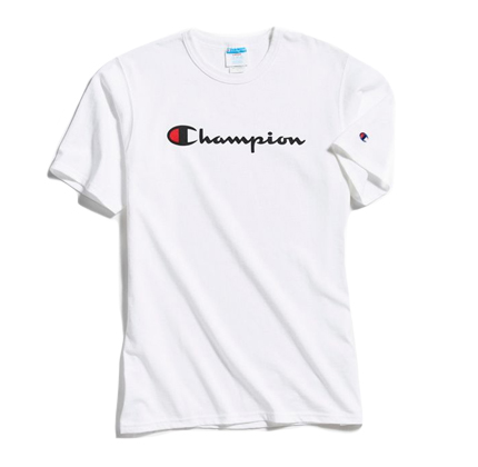 Champion Script Ink Tee.
