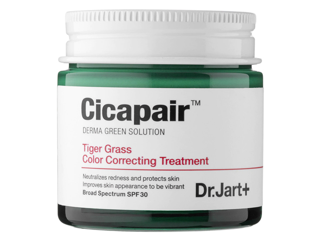 Dr. Jart+ Cicapair ™ Tiger Grass Color Correcting Treatment SPF 30.