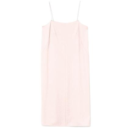 Everlane The Japanese GoWeave Cami Slip Dress.
