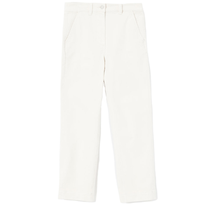 Everlane The Straight Leg Crop.