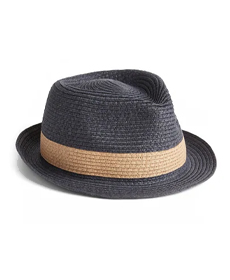 Gap Straw Fedora.