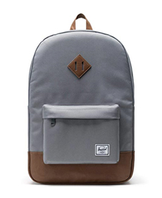 Herschel Heritage Backpack-Grey.