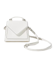 Kendall Mini Trapezoid Bag.