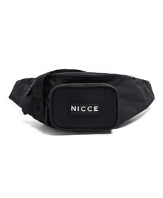 NICCE Black 'Keir' Nylon Cross Body Bag.