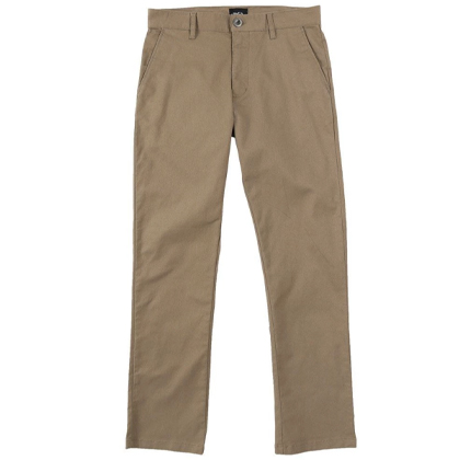 RVCA Weekend Stretch Pants.