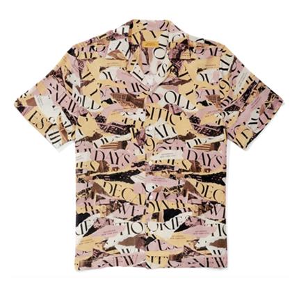 Canty Decade Shirt, Decade Print.