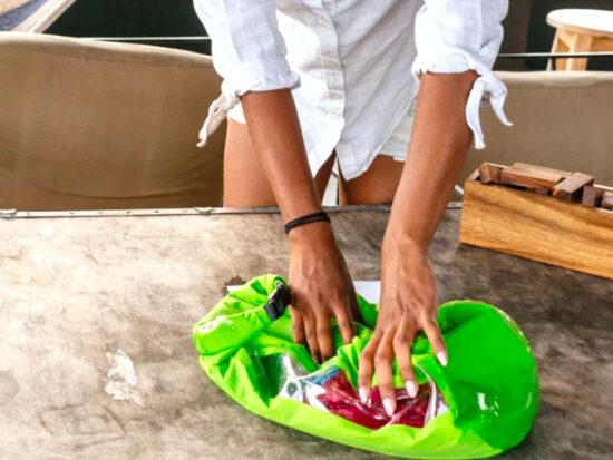 Scrubba Wash Bag.