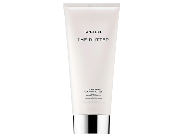 TAN-LUXE THE BUTTER Illuminating Tanning Butter.