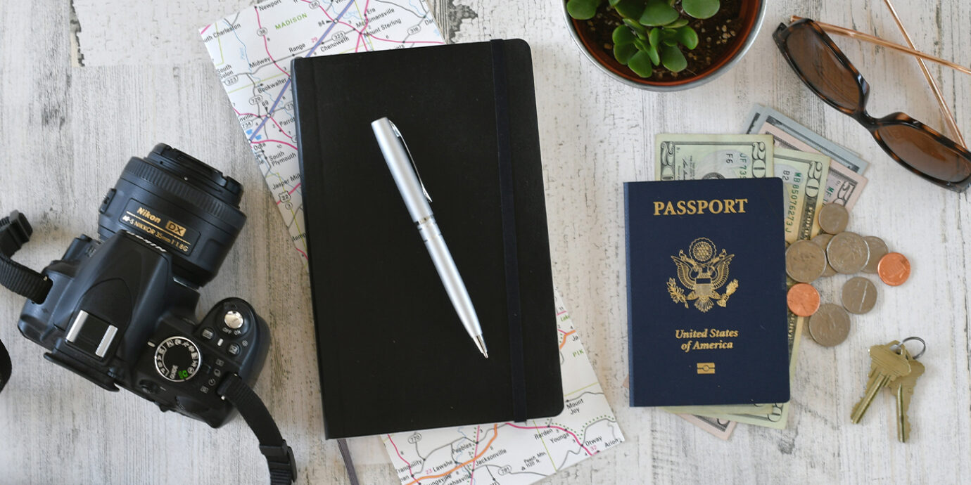 The Travel Journals We Take With Us to Record Every Trip.