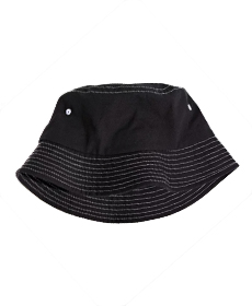 UO Contrast Stitch Bucket Hat.