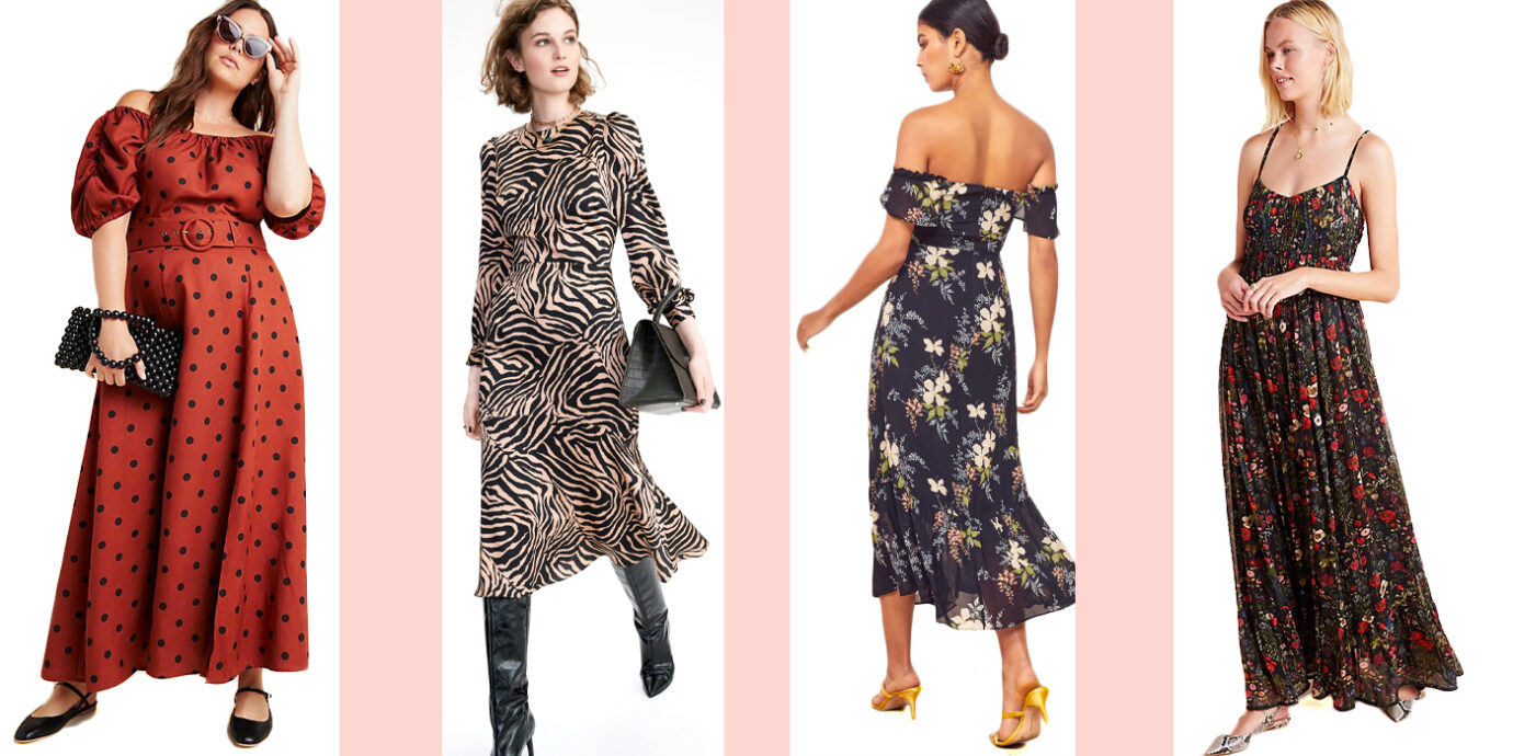 Best Fall Wedding Guest Dresses Plus Outfit Ideas 2019 What