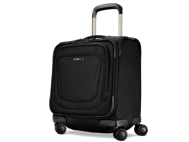 Samsonite Silhouette 16 Underseat Carry-On Spinner.