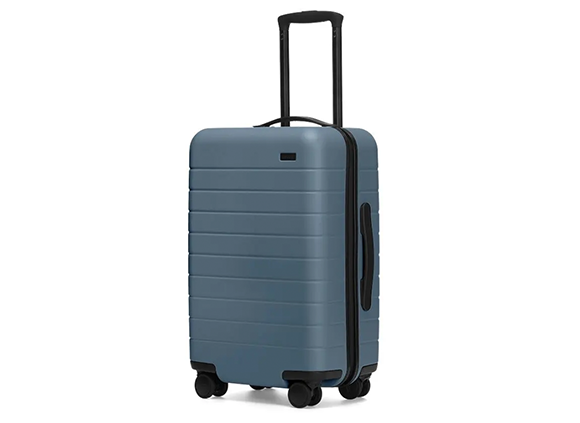 The Carry-On by Away in Coast blue