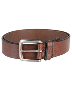 Brown belt by Fossil