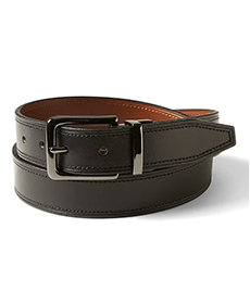 Reversible black and brown belt from Banana Republic